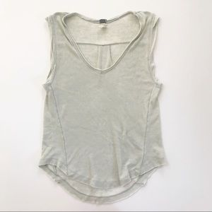 Free People We the Free N Neck Top Shirt XS
